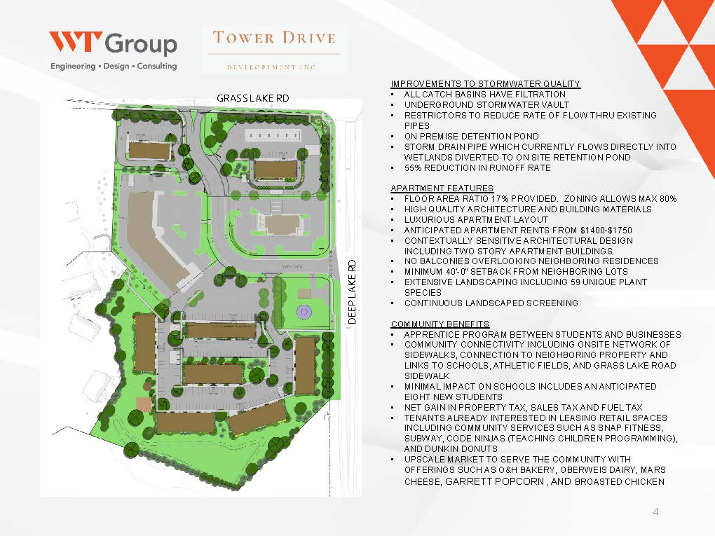 Tower Drive Development Inc.